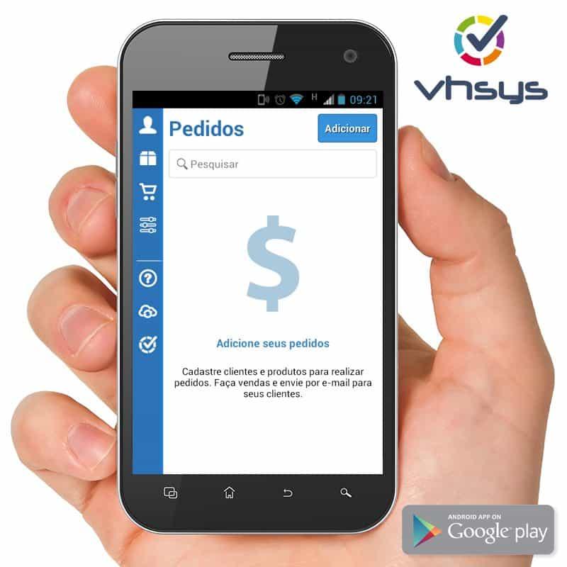 Aplicativo de Pedidos Android