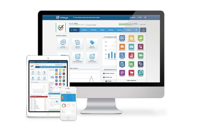 Sistema Online de Gestão Empresarial